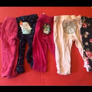 Baby girl 6 months clothing bundle